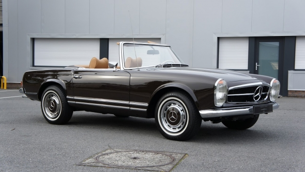 SOLD: Mercedes-Benz 280 SL