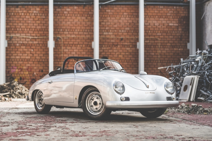 SOLD '59 Porsche 356 Carrera Speedster GT