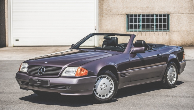 '91 MERCEDES-BENZ 500SL