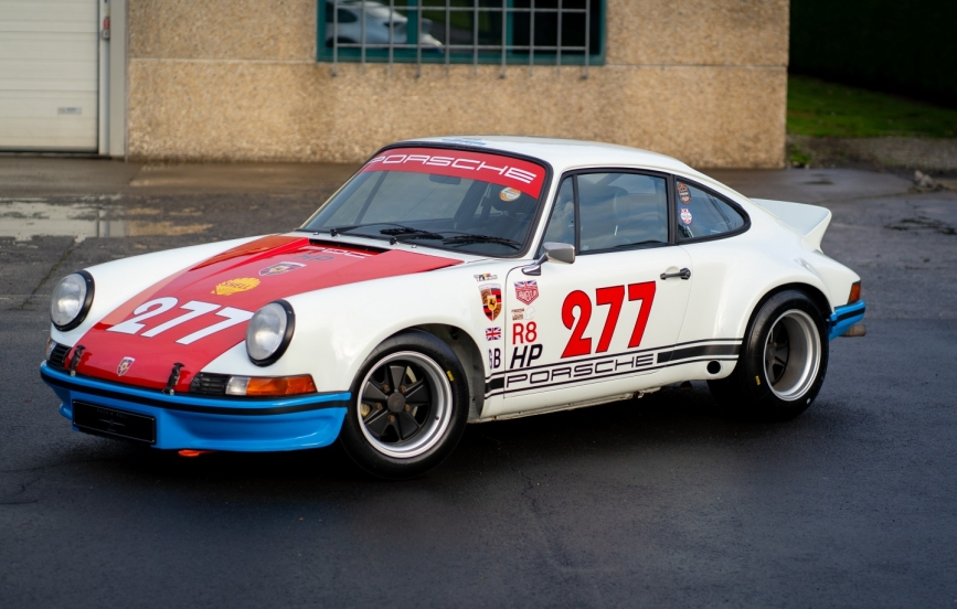 '72 PORSCHE 911 RSR RECREATION