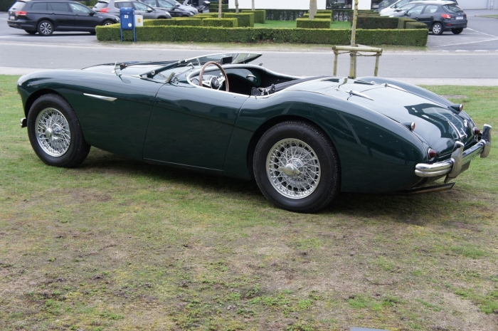 SOLD '55 Austin Healey  100/4BN1 – fully restored