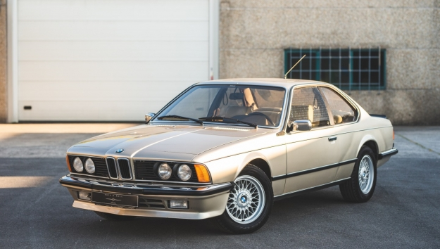 SOLD '85 BMW 628CSI