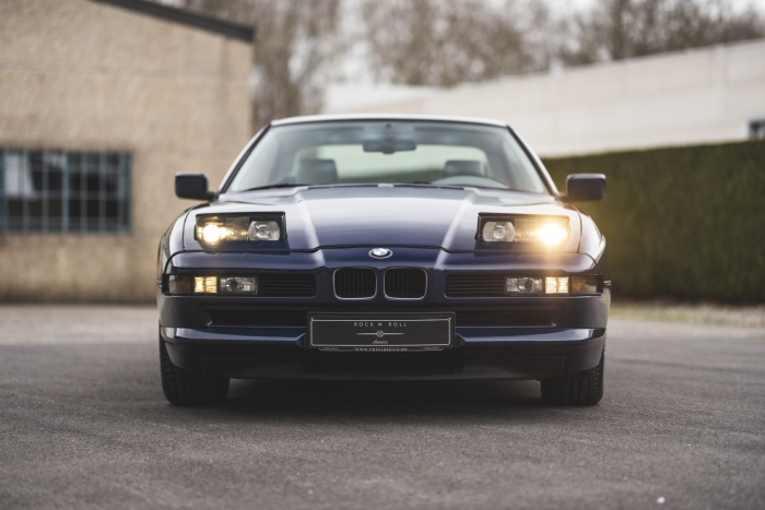 SOLD '91  BMW 850 CI