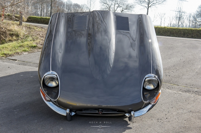'68 Jaguar E type roadster S1.5  -  fully restored