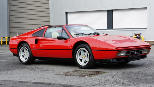 SOLD '86 Ferrari 328 GTS – european version – superb condition