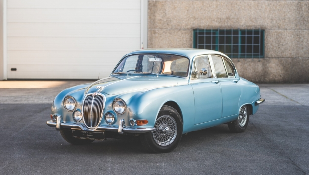 SOLD '65 Jaguar 3.8 S-Type