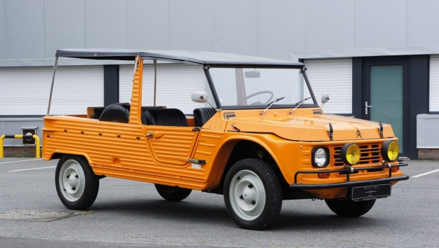 SOLD '71 Citroën Méhari – fully restored