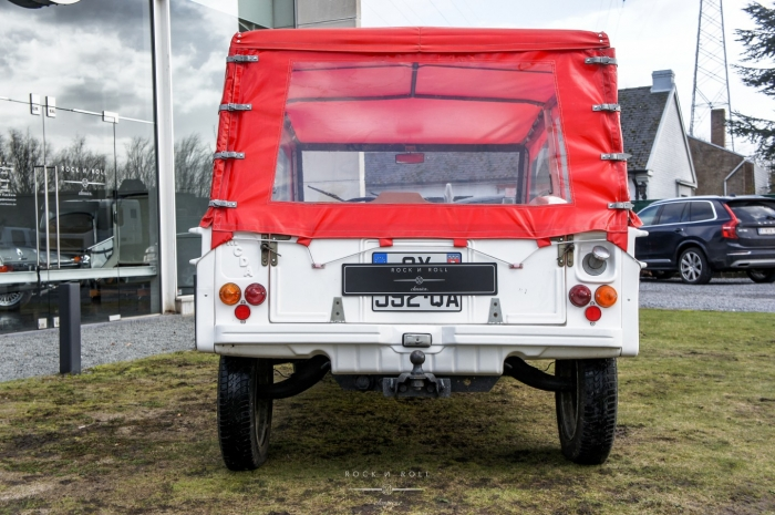 SOLD '78 Citroën Mehari