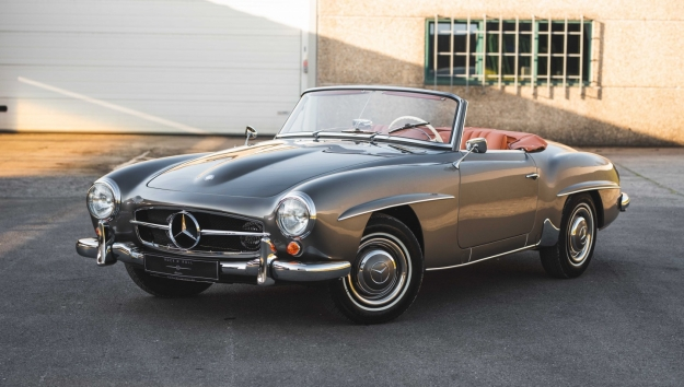 SOLD '57 Mercedes-Benz 190SL