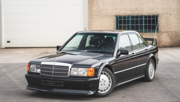 SOLD '89 MERCEDES-BENZ 190E 2.5-16 EVO 1 - FULL HISTORY