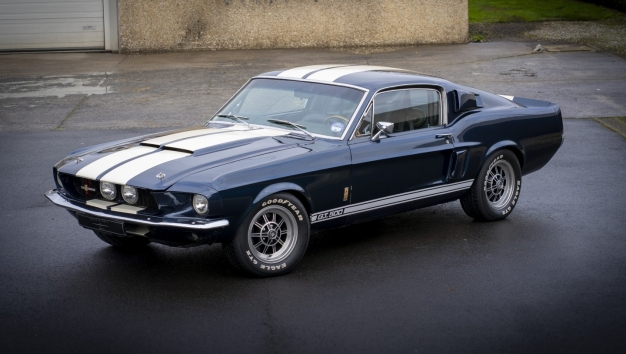 67 FORD MUSTANG SHELBY GT500 FASTBACK